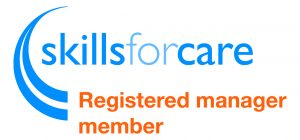Skills for care registered manager member