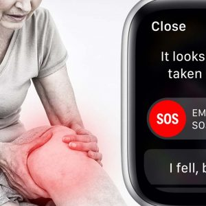 Technology in the care sector: Apple Watch Series 4 introduces new medical alerts for the elderly.
