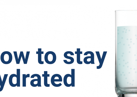 Hydration – why it is even more important as we get older