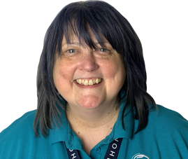 Kassie Davidson-Tooby, Registered Manager for our Long Eaton branch